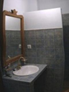 Aseo con ducha planta habitaciones