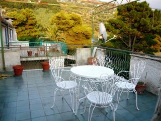 Beautiful house on the sea with a great terrace, Longobardi