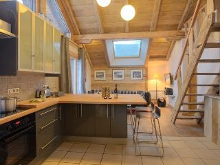 Eco LOFT apartment, Les Houches