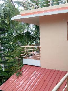 Bilding side view