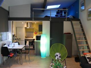 Studio Bleu, Biarritz