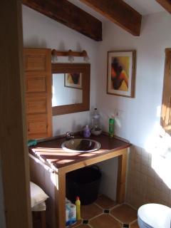 La Casita bedroom