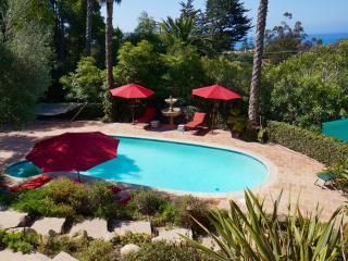5 br.  Montecito Estate. Beach/Island Views/Pool