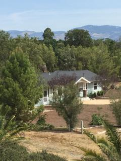 Beautiful & quiet setting surrounded by the Santa Ynez Mountain Range