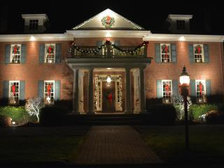 Miller Manor is the perfect place for your next family holiday gathering