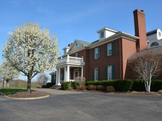 Comfortable luxury and peaceful privacy invite you to visit Miller Manor