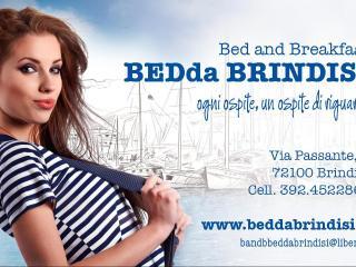 B&B BEDda Brindisi, Bríndisi