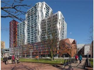 Superbly located luxury apartment in Rotterdam...