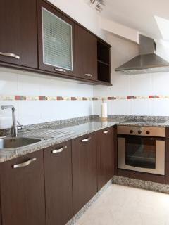 Fully equipped kitchen - Cocina totalmente equipada