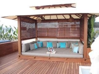 Luxurious Duplex Penthouse Ibiza,d´en Bossa Beach, Ibiza Ciudad
