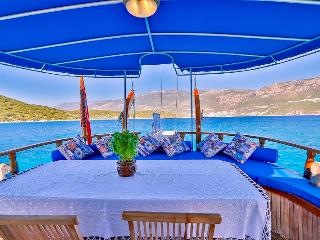Daily Swimming and Snorkelling Cruise in Kas,