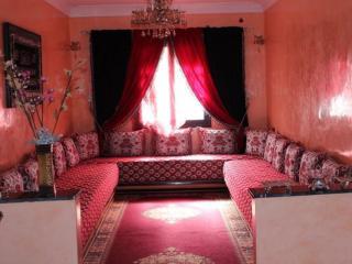 Appartement vaste meublé tout confort, Marrakesch