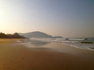 GOA, AGONDA, BEACH HUT