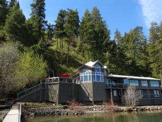 WindchimeVista - Beautiful Lakeside Retreat!, Coeur d'Alene