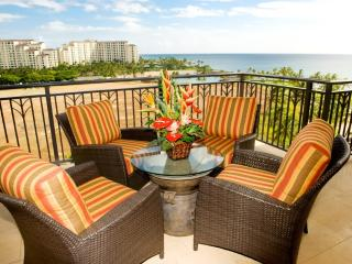 Beach Villas Ko Olina BT-907 - Ocean View from Lanai