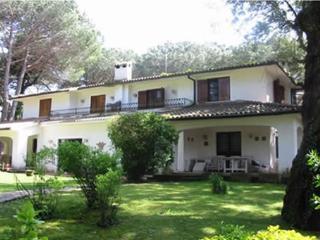 Villa nel parco del Circeo