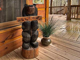 Welcome to Jack Bears Cabin