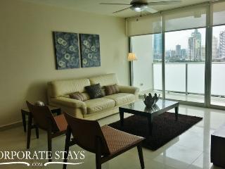 Panama City Paitilla City 2BR Extended Stay Flat, Ciudad de Panamá