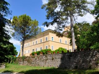 Spoleto historic mansion with pool in Umbria, Campello sul Clitunno