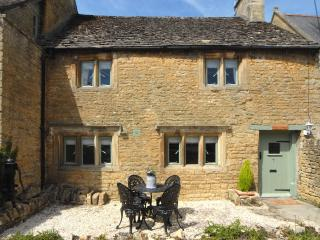 Chapel Cottage - Central position, large inglenook with wood burner