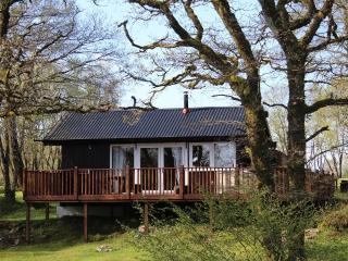 Taigh Nan Con Log Cabin, Dalavich, Hot Tub & Sauna