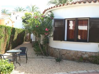 Villa Dalia, bonita y acogedora casita, Denia