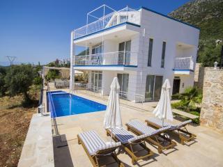 Holiday Villa in Kordere KALKAN, sleeps 6  :  073, Kalkan