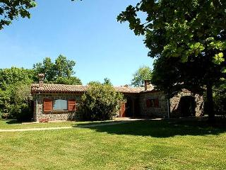 Detached house 2 kms from the Bolsena lake