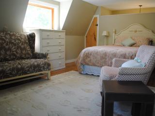 Southern Vermont Loft Apartment, Wardsboro