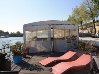 Seine River -Boat Champs Elysees-5guests #1384, París