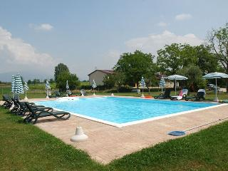 GREEN RESIDENCE WITH POOL, Lazise