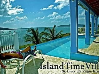 Island Time Villa - Waterfront Villa St. Croix, Christiansted