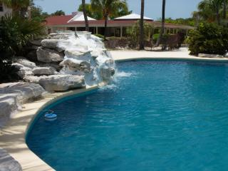 Ocean View 2 bdrm pool, hot tub and private beach