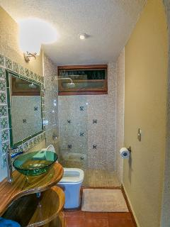 Second of two full guest bathrooms