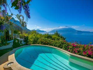 Lake Atitlan Sunset Vacation Villa