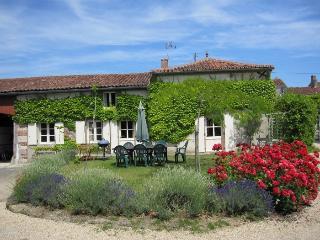 Gîte Les Lavandes, au Logis de Bourseguin, Fontenay-le-Comte