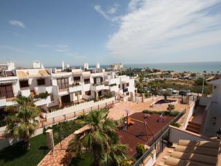 Azul Beach 200m beach La Mata penthouse with WiFi
