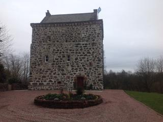 Lochhouse Tower, Moffat