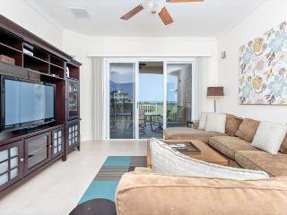 334 Cinnamon Beach Resort, 3rd Floor, HDTV Ray, Blue , Wifi, 2 pools, spa, Palm Coast
