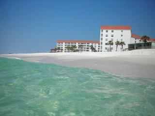El Matador Gulf Front One Bedroom Vacation Rental.