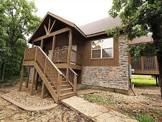 Swept Away- 1 Bedroom Stonebridge Resort Cabin, Branson West