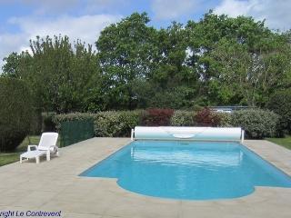 Le Contrevent, gite rural avec piscine en Vendee