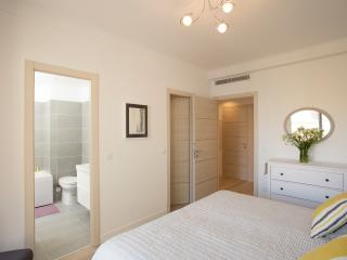 Master bedroom with en-suite and walk-in wardrobe