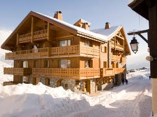 15 La Bergerie 2 bedroom Piste facing Apt, Montalbert