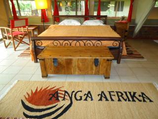 'ANGA AFRIKA' Luxury Tented Camp Nairobi
