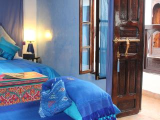 The Repose Chefchaouen suite, Salé