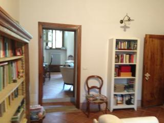 una villa del settecento nelle colline Toscane, Londa