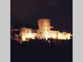 La Alhambra desde el Carmen de Salazar