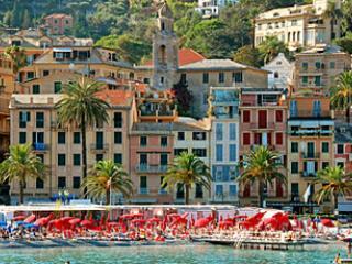 Santa Margherita, colourful seaside town known throughout the world