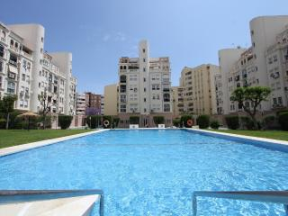 Torremolinos centro, piscina, al lado aquapark